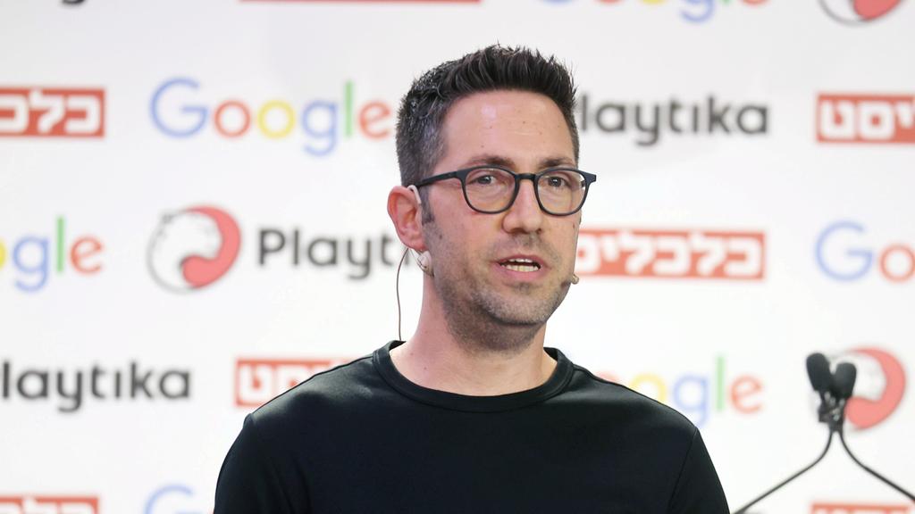 עמית ניב, ראש תחום פתרונות מדידה ופרסום Google ישראל , צילום: יריב כץ
