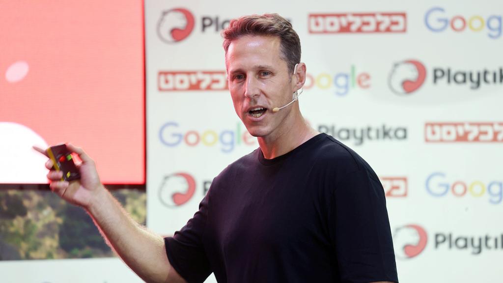 רז פרידמן סמנכ״ל מוצר Playtik ועידת גיימינג