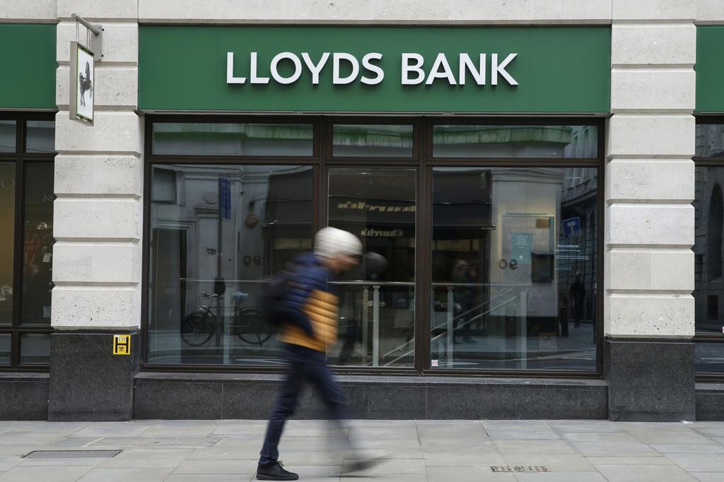 Lloyds Bank לוידס בנק בריטניה 1