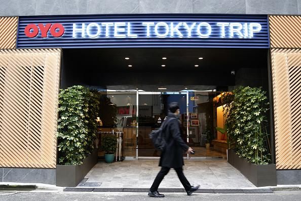 מלון של רשת OYO בטוקיו