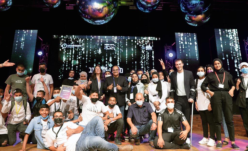 תחרות מיזם השנה 2021 של עמותת יוניסטרים מקום ראשון Start Up Now נגב