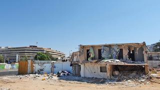 מבנים לא חוקיים שנתע מפנה תמורת פיצוי ב פנחס לבון 16 תל אביב, צילום: אוראל כהן