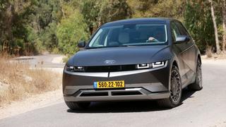 מבחן רכב יונדאי איוניק 5 החשמלי, צילום: עמית שעל