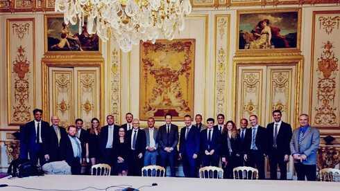 קרן JVP תקים מרכז חדשנות בפריז