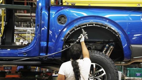 בהשקעה הגדולה בתולדותיה: פורד תקים שני מפעלי רכב חשמלי