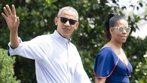 בגלל הקורונה, ברק אובמה נאלץ לצמצם את חגיגות ה-60 שלו