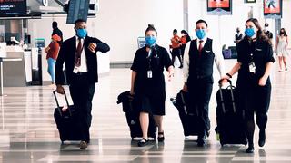 נמל התעופה לה גווארדיה  ניו יורק יולי 2021, צילום: איי אף פי