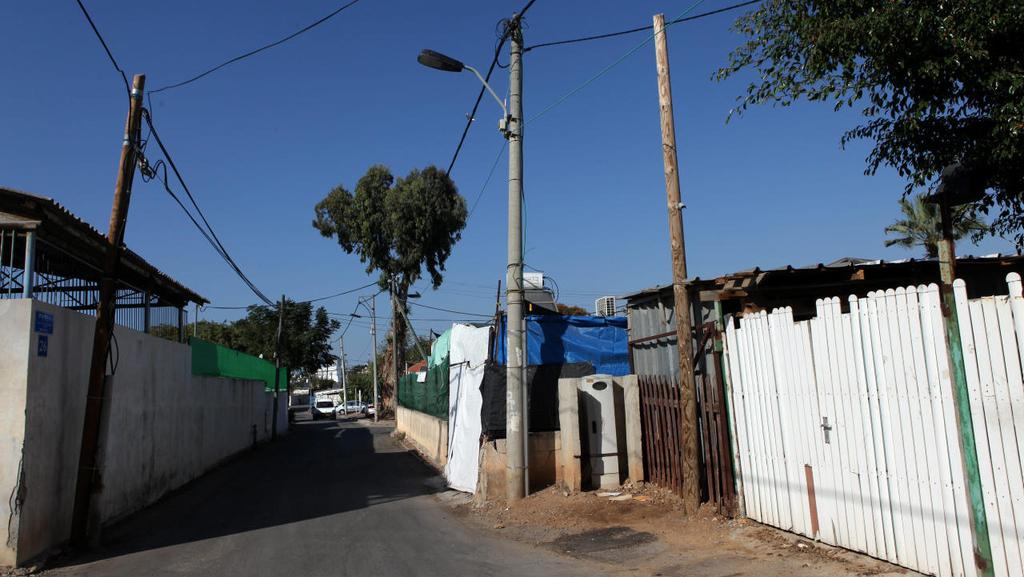 בית ב שכונת הארגזים תל אביב