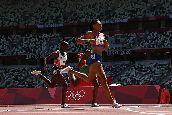 """אליסון פליקס ארה""""ב 2 אולימפיאדת טוקיו"""