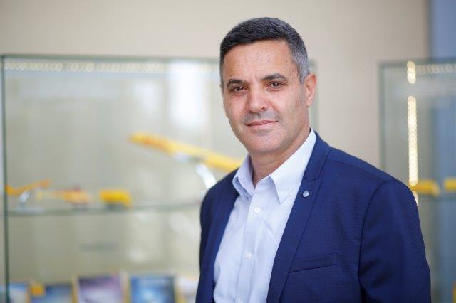 "יאיר ביטון מנכ""ל  DHL אקספרס ישראל"