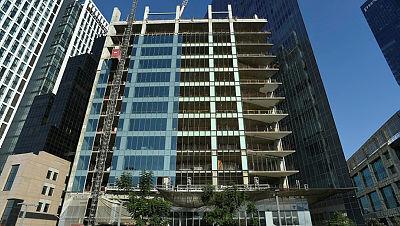 גירעון? קופת חולים מאוחדת תשלם מיליונים על מגדל משרדים נוצץ