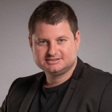 מנכ״ל חברת אפוגטה שראל עומר
