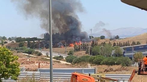 מתיחות בצפון: רקטות שוגרו מלבנון, נפילה בקריית שמונה