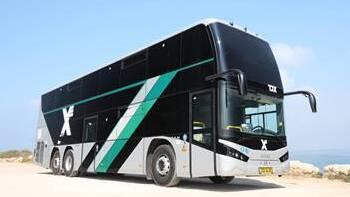 לראשונה בישראל: אוטובוסים בינעירוניים מונגשים לבעלי מוגבלות
