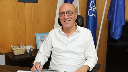אלי לנקרי, ממלא מקום ראש עיריית אילת, צילום: מאיר אוחיון