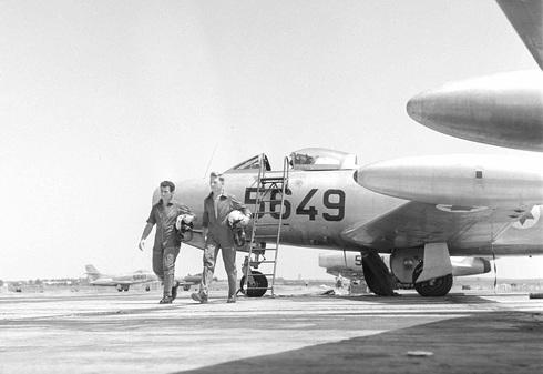 """מטוסי אוראגן של חיל האוויר, צילום: דובר צה""""ל"""
