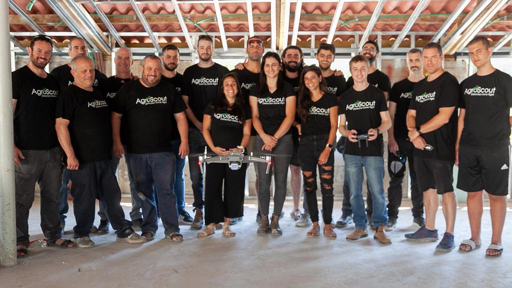 AgroScout raises $7.5 million to expand AI-based agronomy analytics service