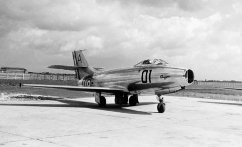 נעים להכיר: מטוס האוראגן, dassault aviation