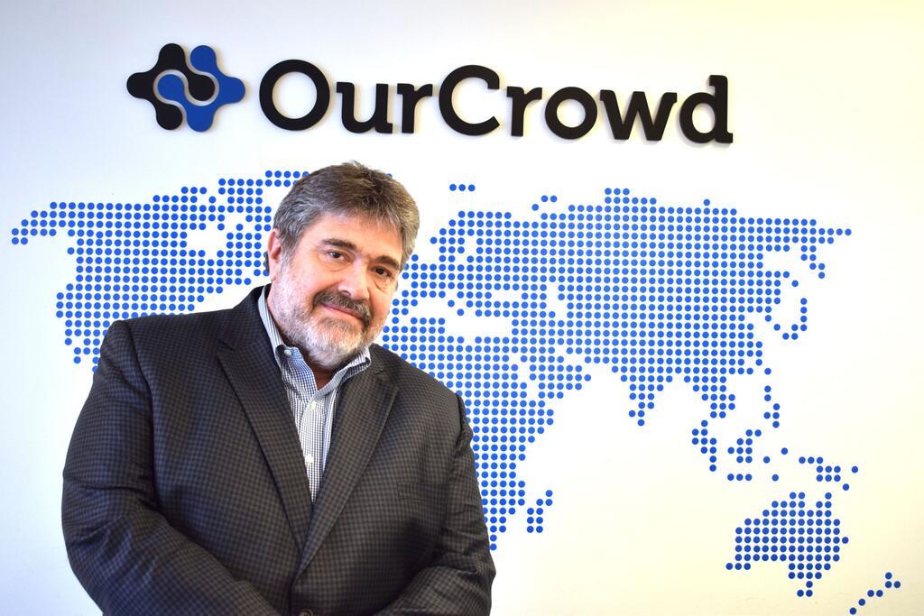 """ג'ון מדבד מייסד ו מנכ""""ל OurCroud"""