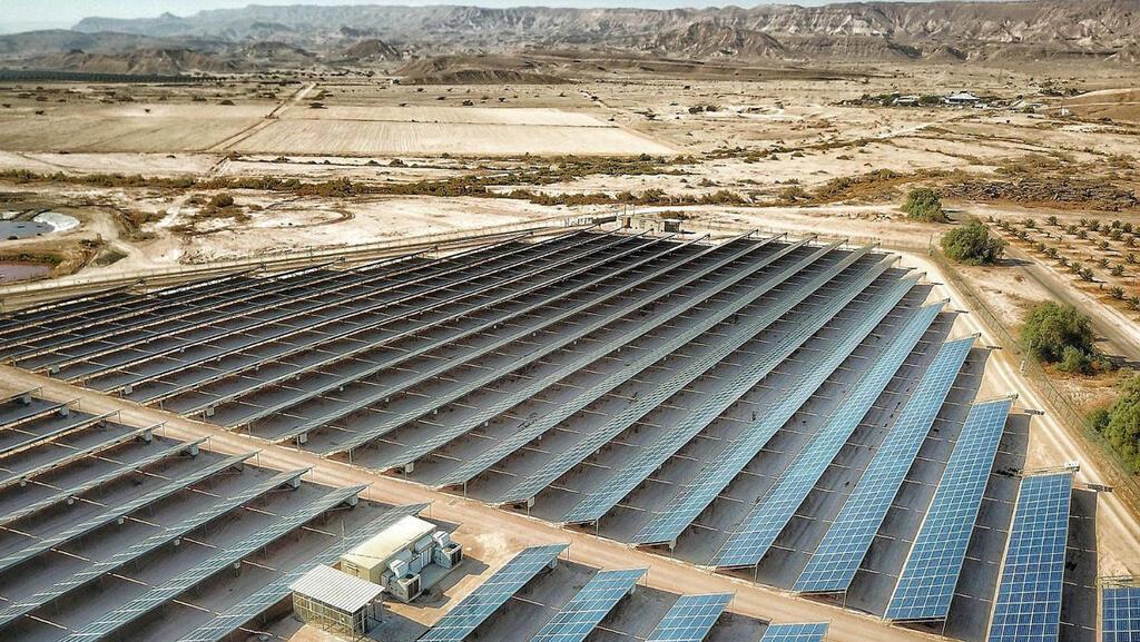 גילו את השמש: היענות גבוהה להתקנת פאנלים סולאריים בחקלאות