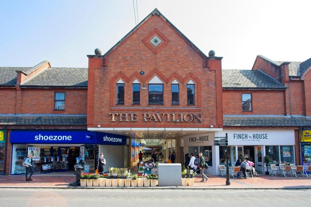 The Pavilion,Tonbridge, UK