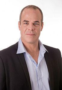 עידן גרינבאום ראש המועצה האזורית עמק הירדן
