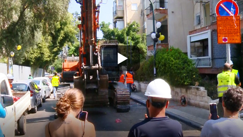 התחדשות עירונית ברובע 4: קבוצת יושפה הרסה בניינים בני 70 ברחוב רב צעיר