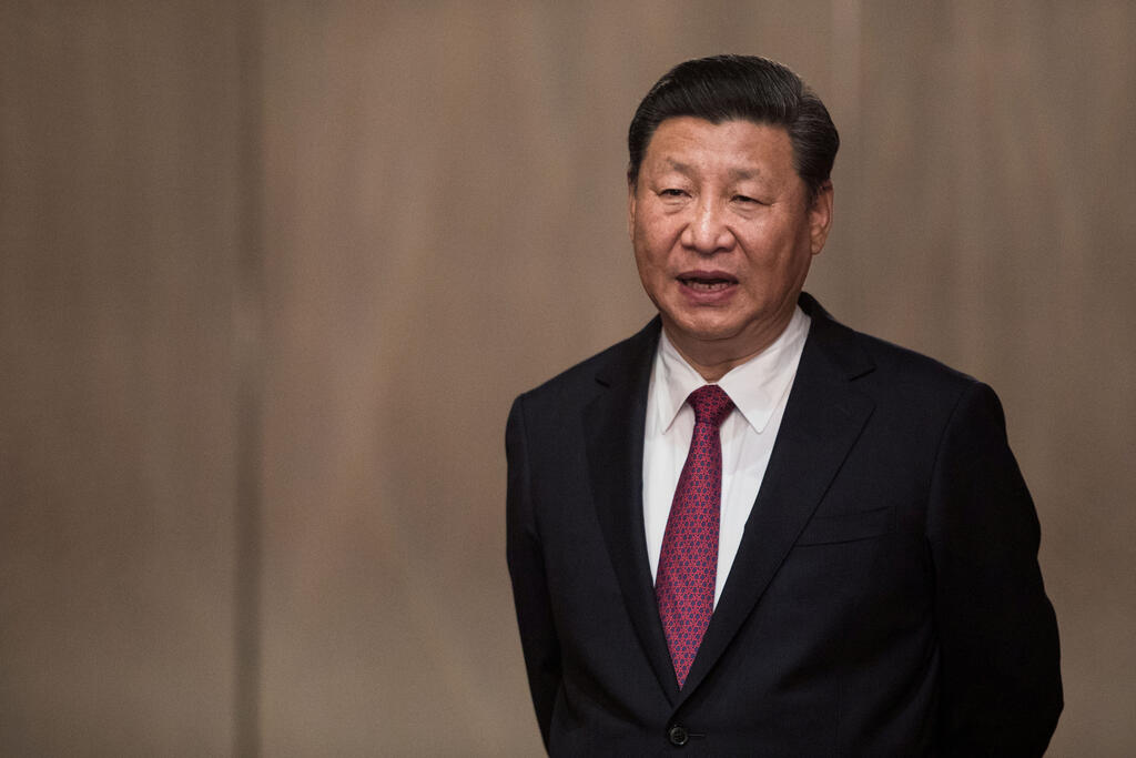 שי ג'ינפינג נשיא סין