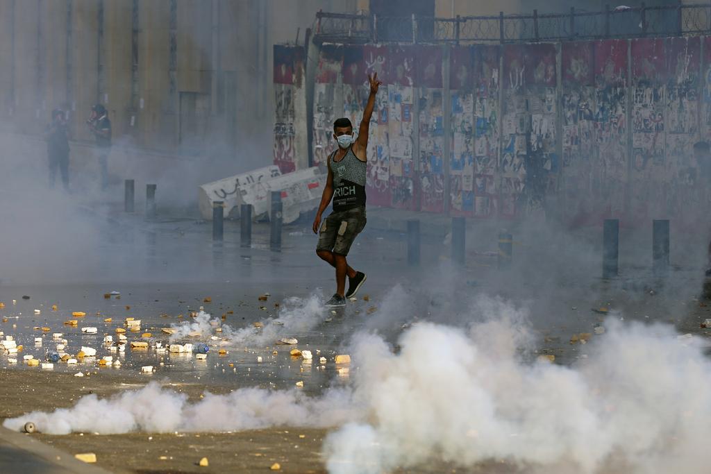 Demonstrations in Lebanon Economic crisis