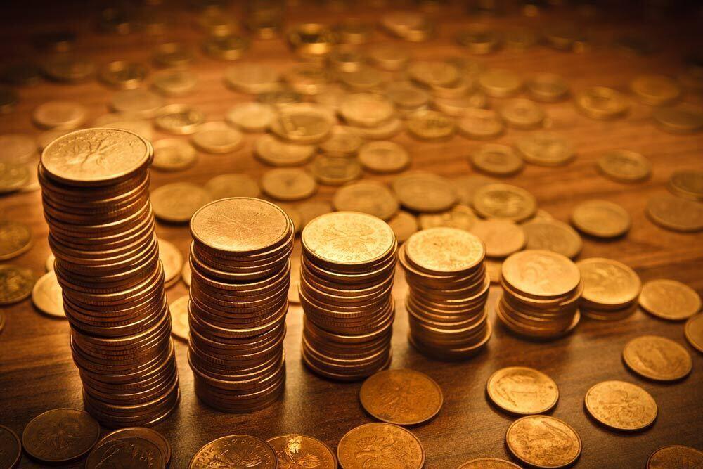 כסף מטבעות פנסיה חיסכון