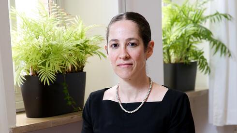 הכלכלנית הראשית באוצר שירה גרינברג