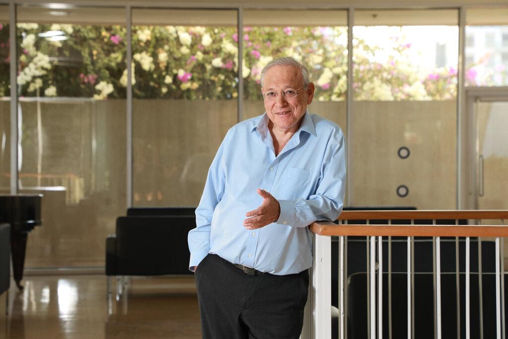 פרופסור אוריאל רייכמן המרכז הבינתחומי הרצליה
