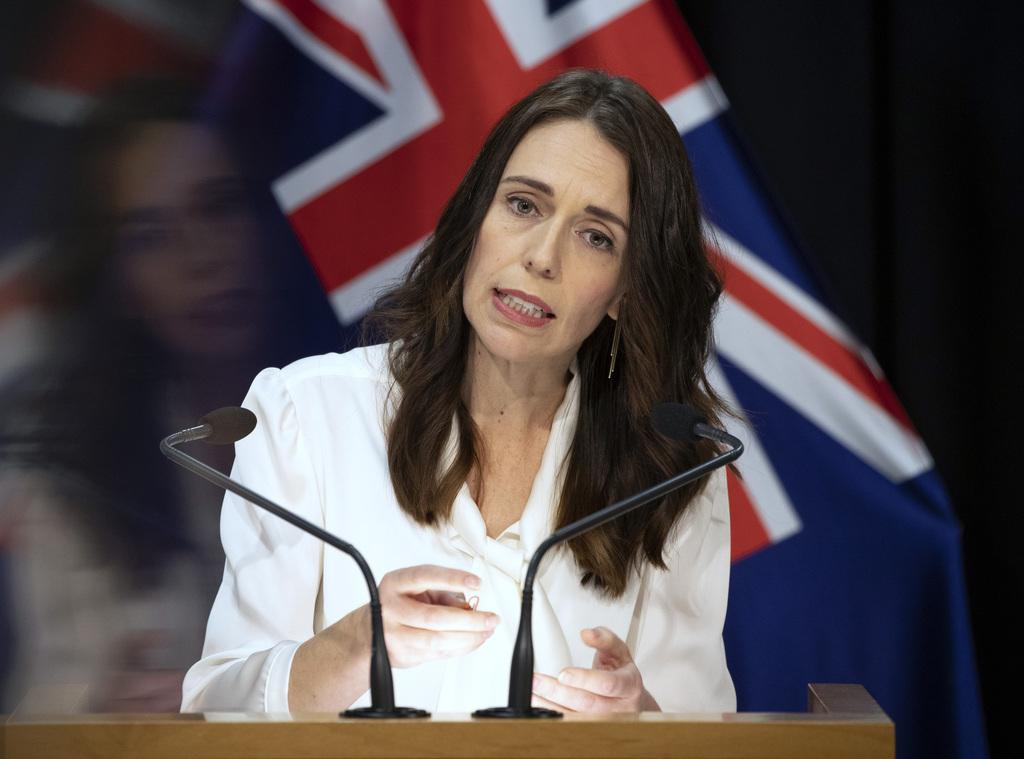 ג'סינדה ארדרן ראש ממשלת ניו זילנד סגר קורונה