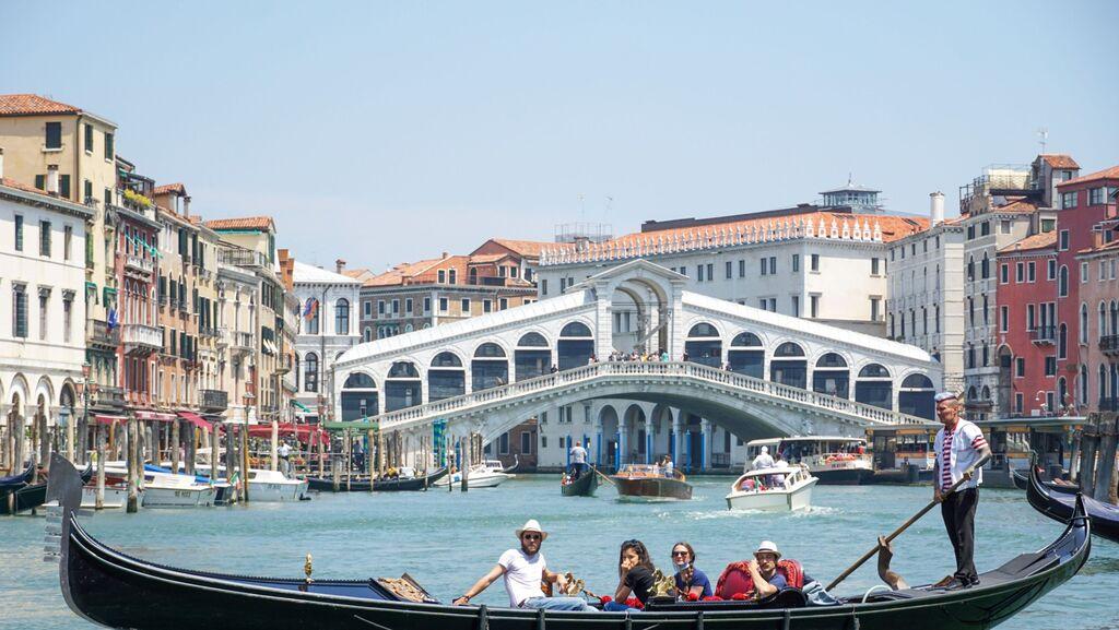 מהקיץ הבא: ונציה תגבה דמי כניסה מתיירים ומספר המבקרים יוגבל