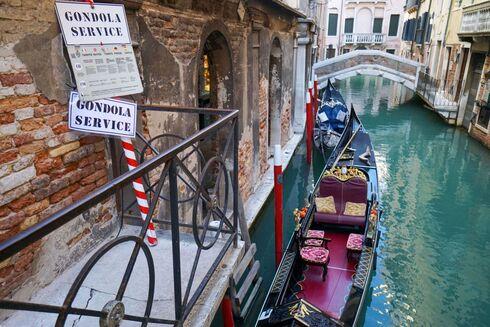 ונציה , צילום: בלומברג