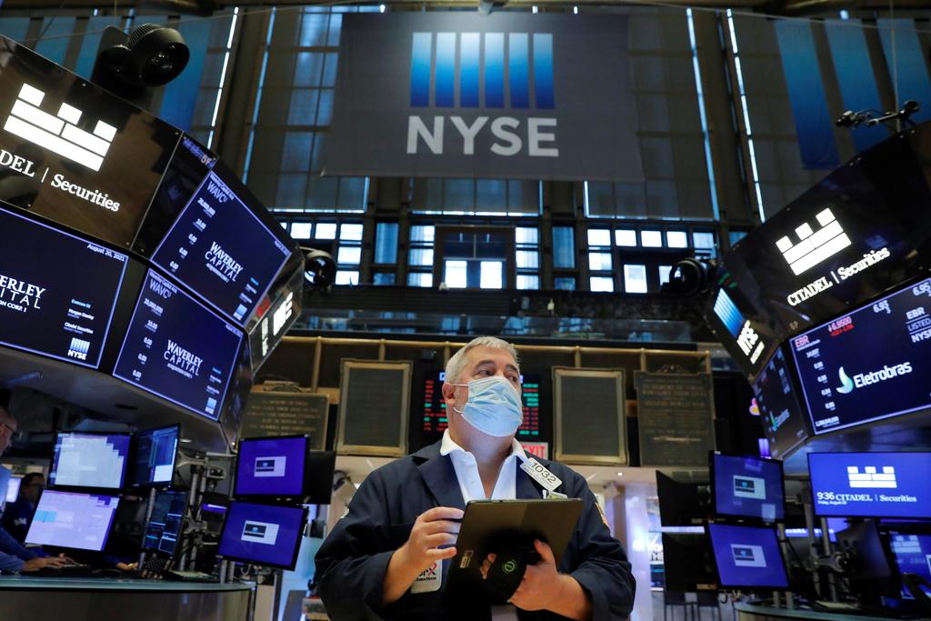 בורסה ניו יורק וול סטריט NYSE