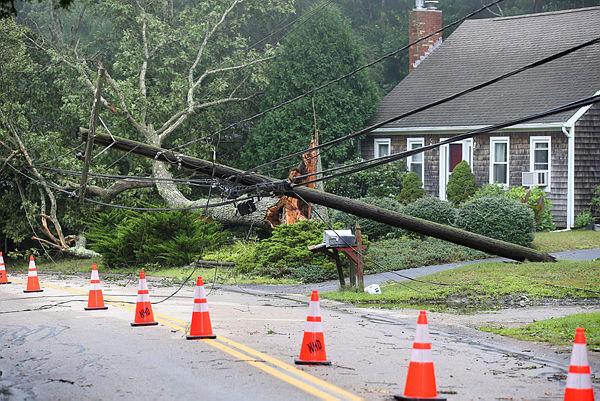"Hurricane Henry USA""In Rhode Island"