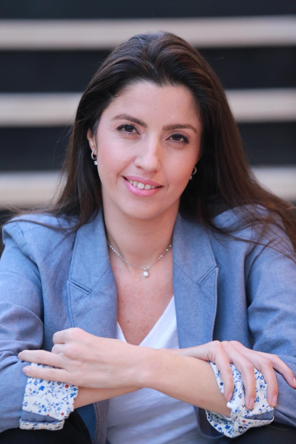 """הילה גולדמן אצלאן מייסדת מנכ""""לית DiA"""