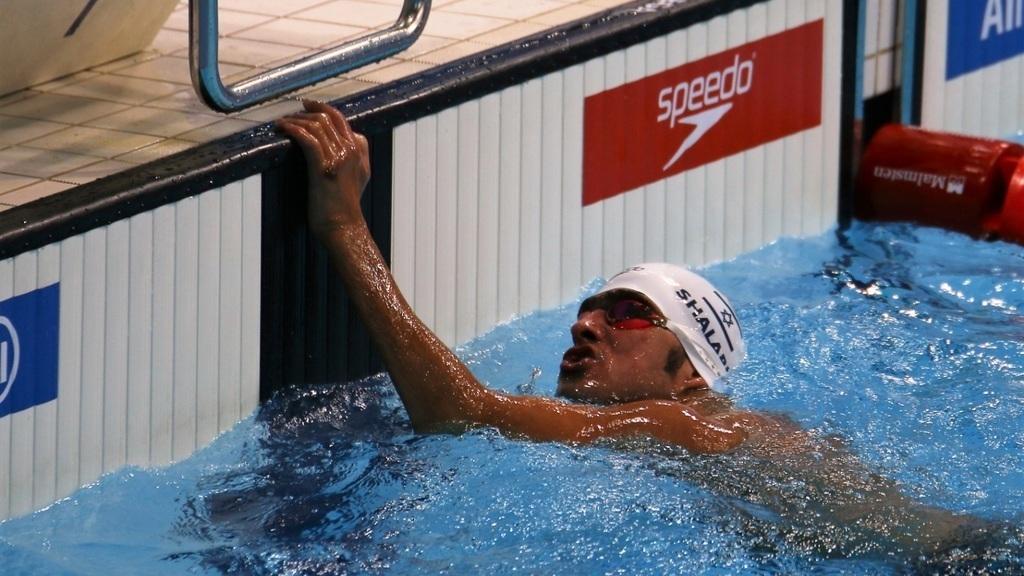 איאן שלבי זוכה מדליית זהב שחייה 2 אולימפיאדת טוקיו