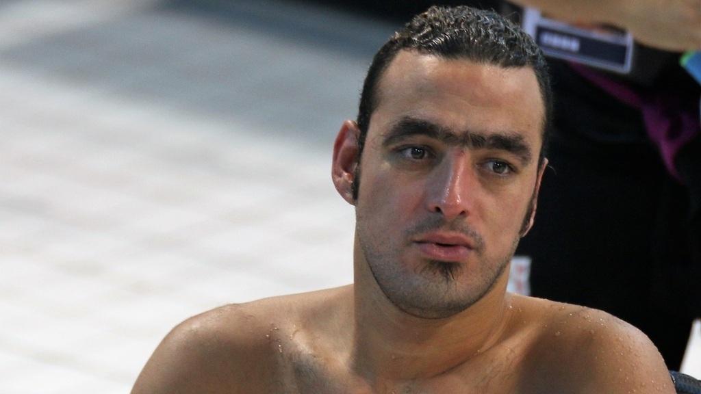איאן שלבי זוכה מדליית זהב שחייה אולימפיאדת טוקיו