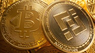 ביטקוין מטבע מטבעות קריפטו