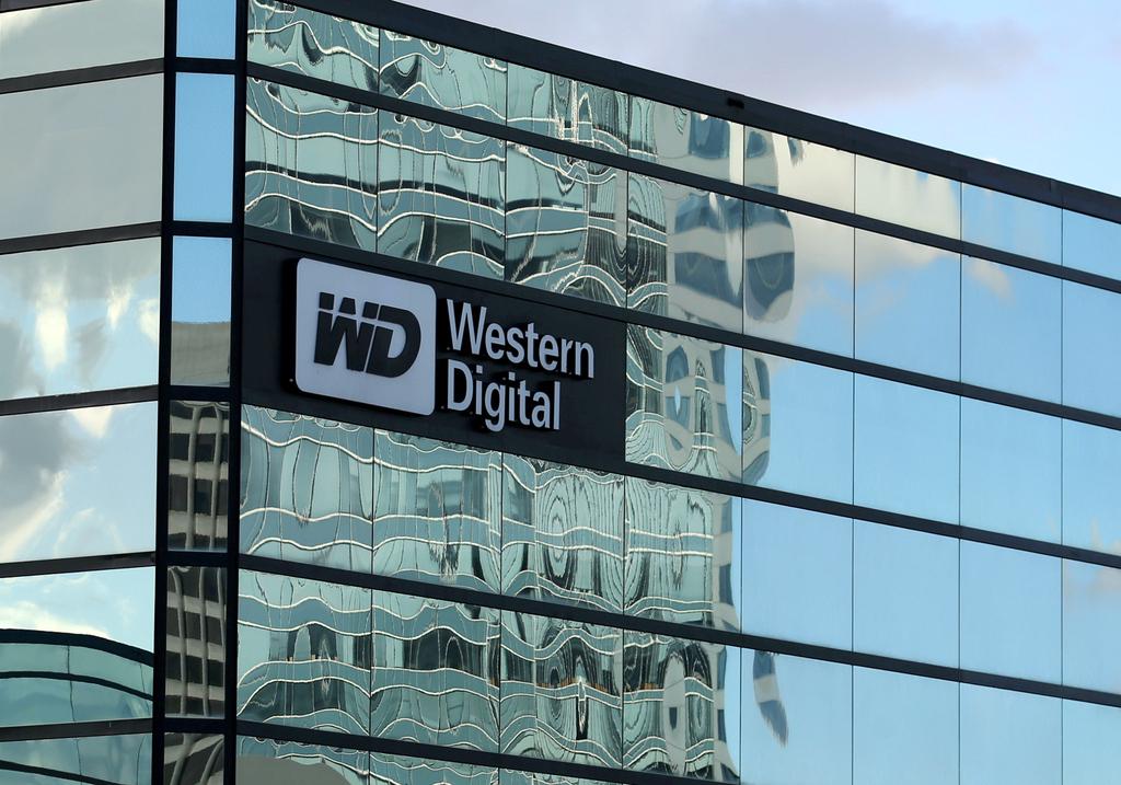 בניין משרדים של ווסטרן דיגיטל