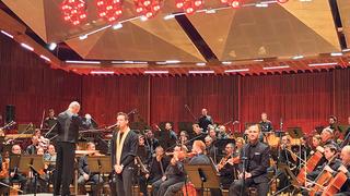 פנאי עברי לידר והתזמורת הפילהרמונית