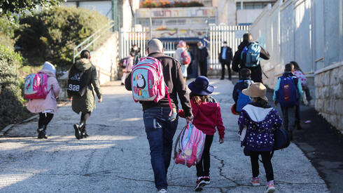תלמידים ללא תוצאת בדיקה יוכנסו לבית הספר - אך לא לכיתה: המתווה שאושר בכנסת