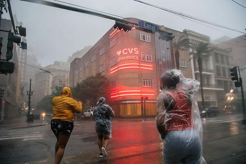 New Orleans Hurricane Ida Ida