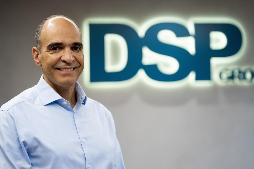 """מנכ""""ל DSPG עופר אליקים"""