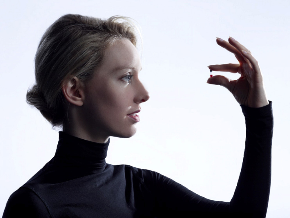 Elizabeth Holmes is the founder of Teranus who is on trial