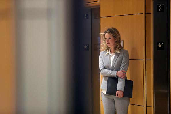 Elizabeth Holmes, founder of Terranus in 2019, is on trial