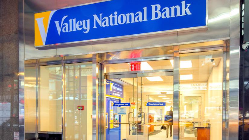 בנק ואלי נשיונל Valley National Bank
