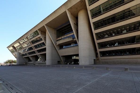 Dallas City Hall USA